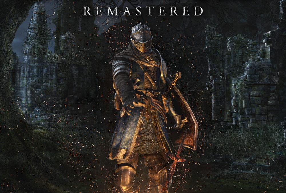 Dark Souls Remastered: 25 minutos de gameplay en Switch