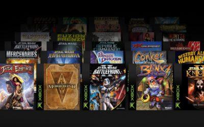 Estos son los nuevos juegos de Xbox que ya son retrocompatibles con Xbox One