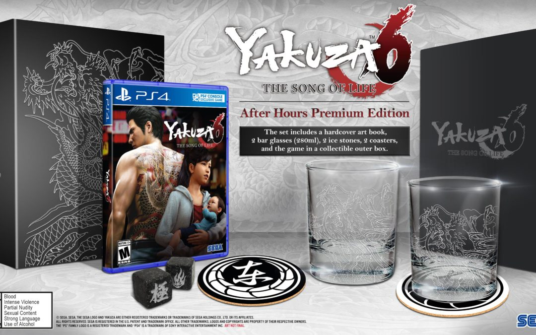 Nuevo tráiler de ONRUSH, contenido Edición Premium Yakuza 6
