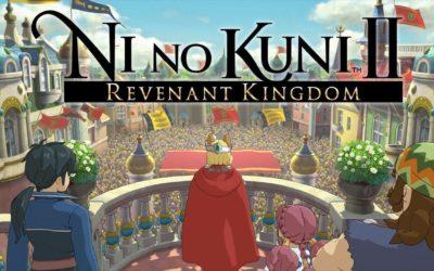 Análisis Ni No Kuni II: Revenant Kingdom (El Renacer de un Reino)