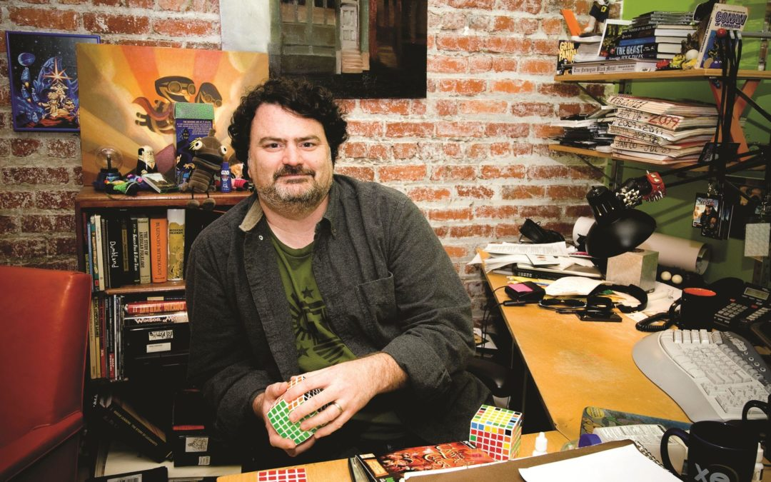 Al rico remaster: Tim Schafer quiere revisar más aventuras de Lucasarts