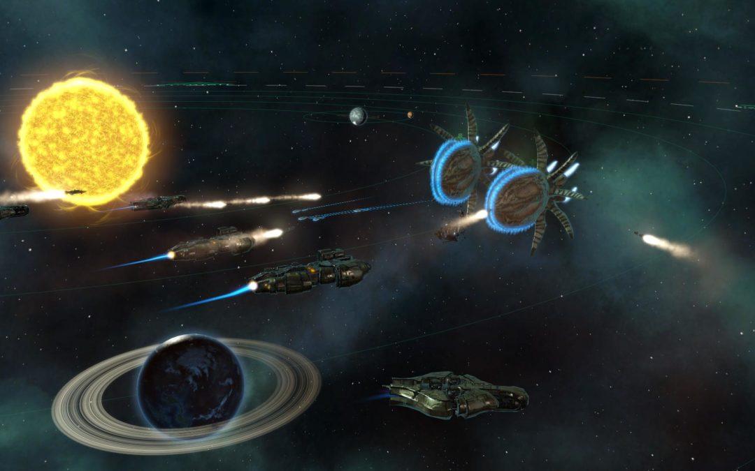 Stellaris pone en el punto de mira en anomalías y viajes espaciales en su próximo parche