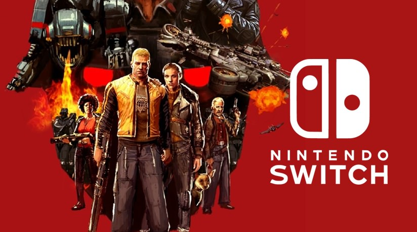 Wolfenstein II disponible en Switch el 29 de junio, Shining Resonance Refrain a la venta en julio