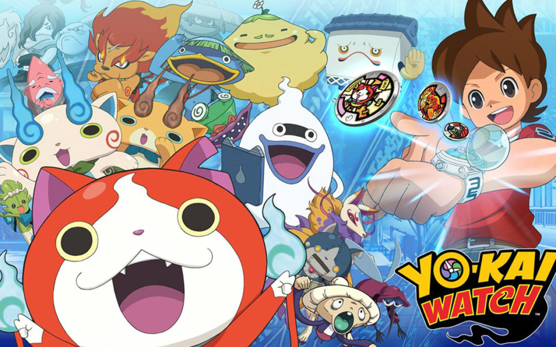 Yo-Kai Watch 4 anunciado para Nintendo Switch