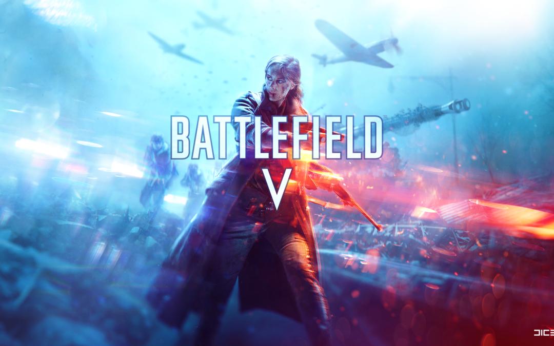 Battlefield V desvelado, a la venta el 19 de octubre