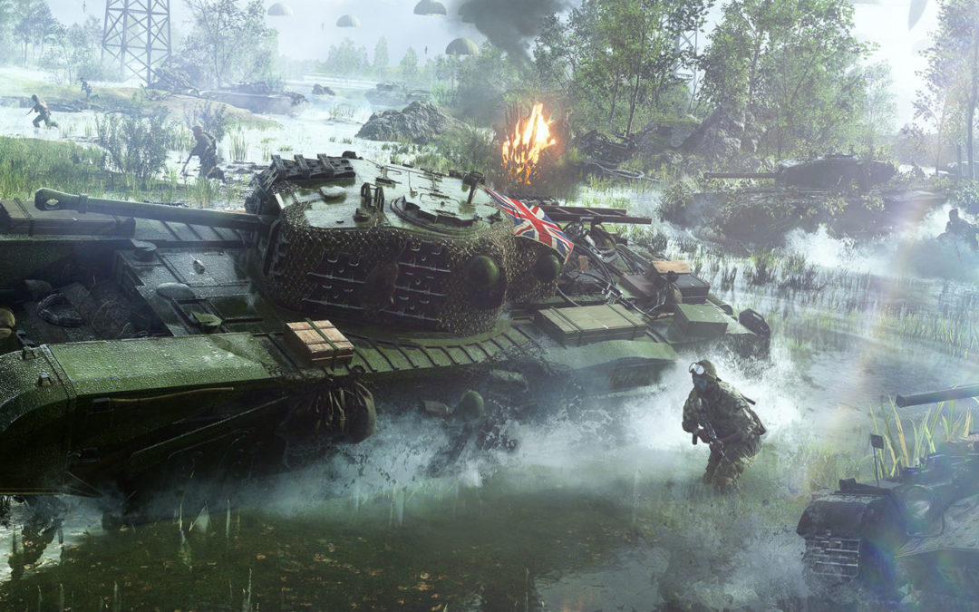 Requisitos mínimos de Battlefield V para PC (sí, tendréis que actualizar)