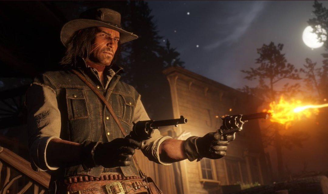 John Marston aparece en Red Dead Redemption 2, nuevas imágenes
