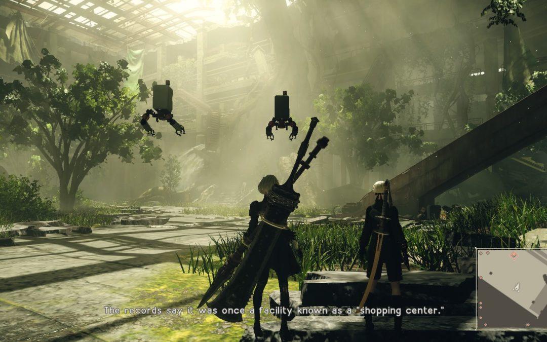 [Rumor] NieR: Automata podría llegar a Xbox One