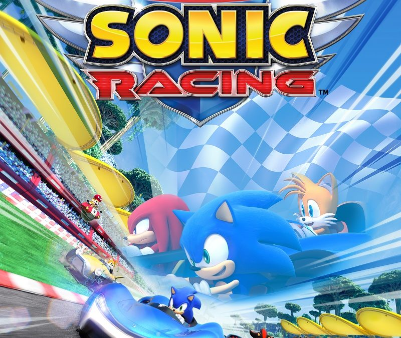 SEGA anuncia Team Sonic Racing