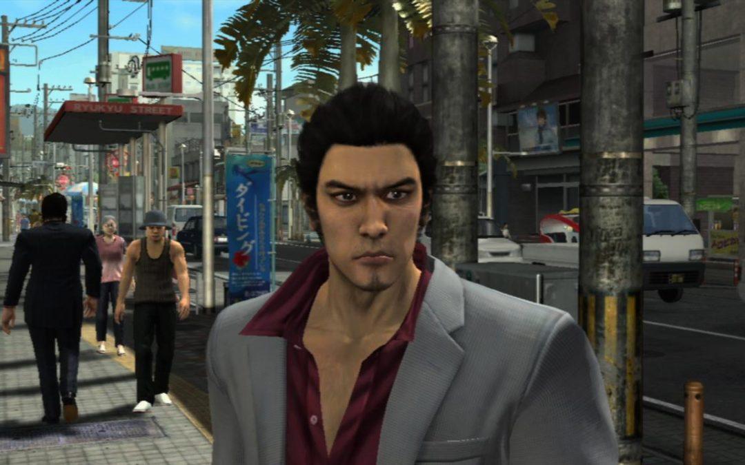 SEGA anuncia que está trabajando en remasters de Yakuza 3, 4 y 5 para PS4