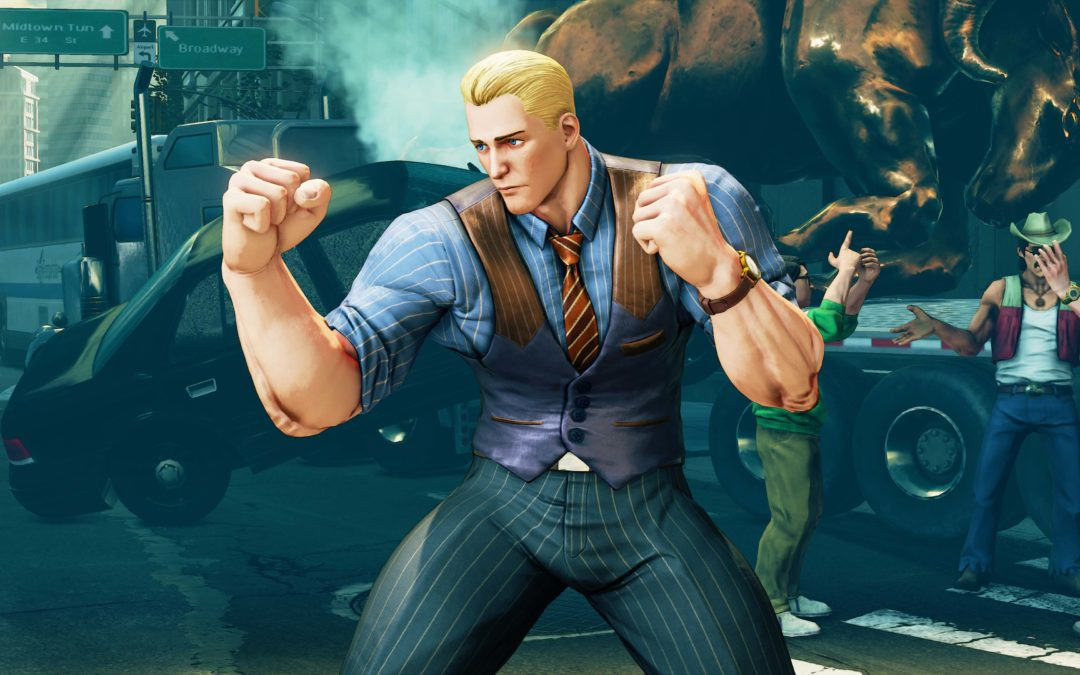 Cody anunciado para Street Fighter V