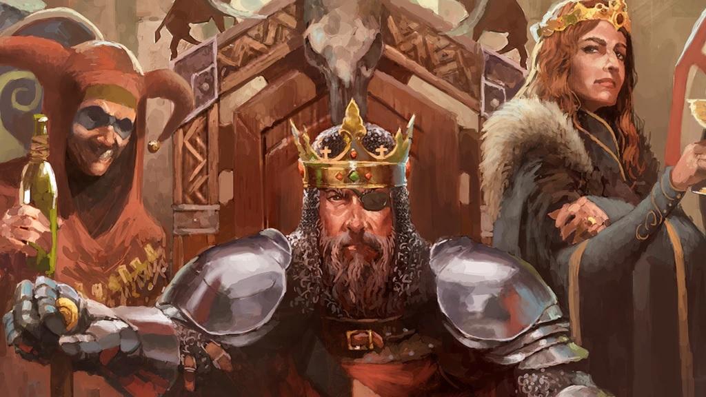 La estrategia de Paradox salta a los tableros con Crusader Kings