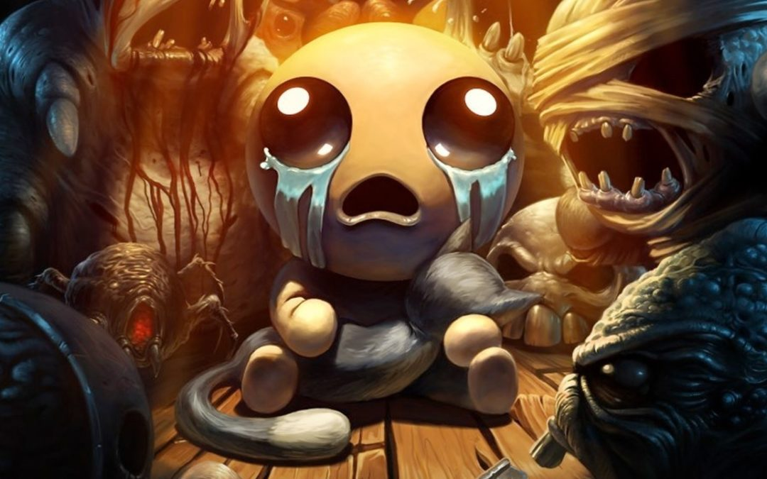 The Binding of Isaac Rebirth recibe una mini expansión: The Forgotten