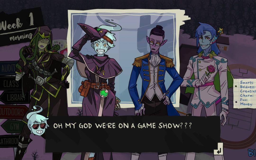 Monster Prom, diversión y ligues sin etiquetas