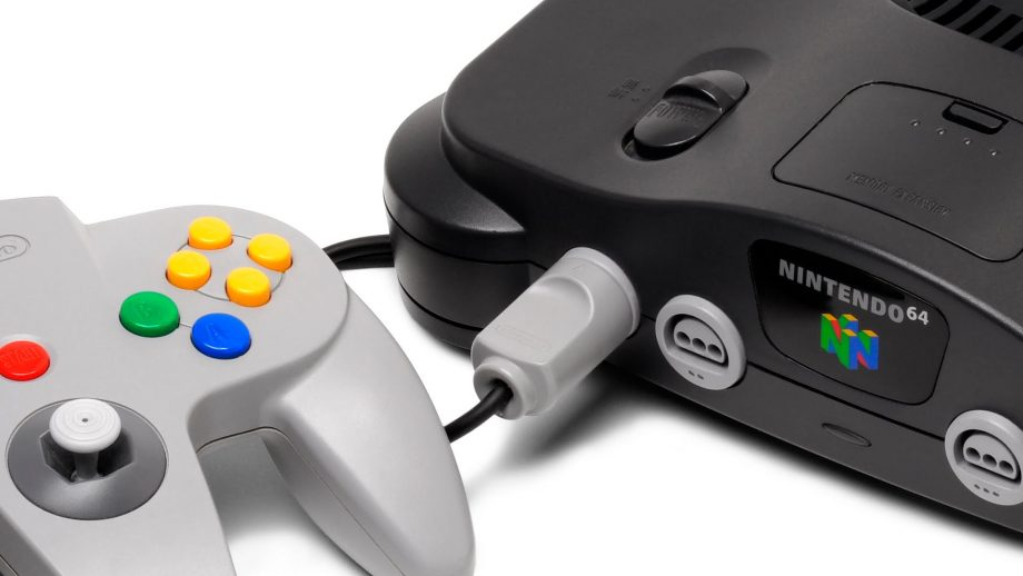 Nintendo renueva la marca N64, ¿posible modelo mini en desarrollo?