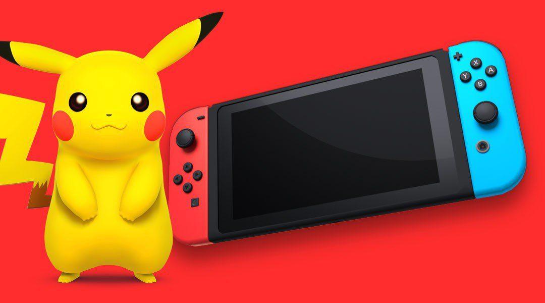 [Rumor] Pokémon para Switch podría aparecer antes de final de mes