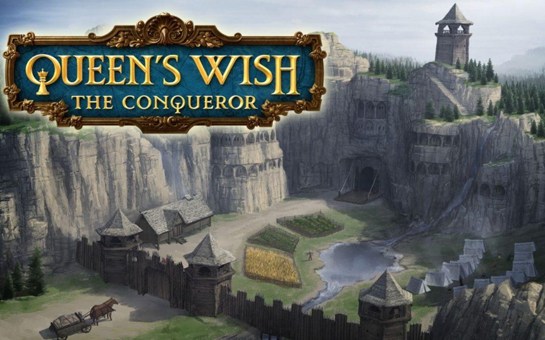 Spiderweb recurre a Kickstarter para crear su nuevo RPG Queen's Wish: The Conqueror