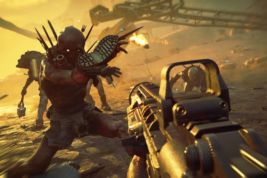 RAGE 2 se muestra en un espectacular tráiler con gameplay
