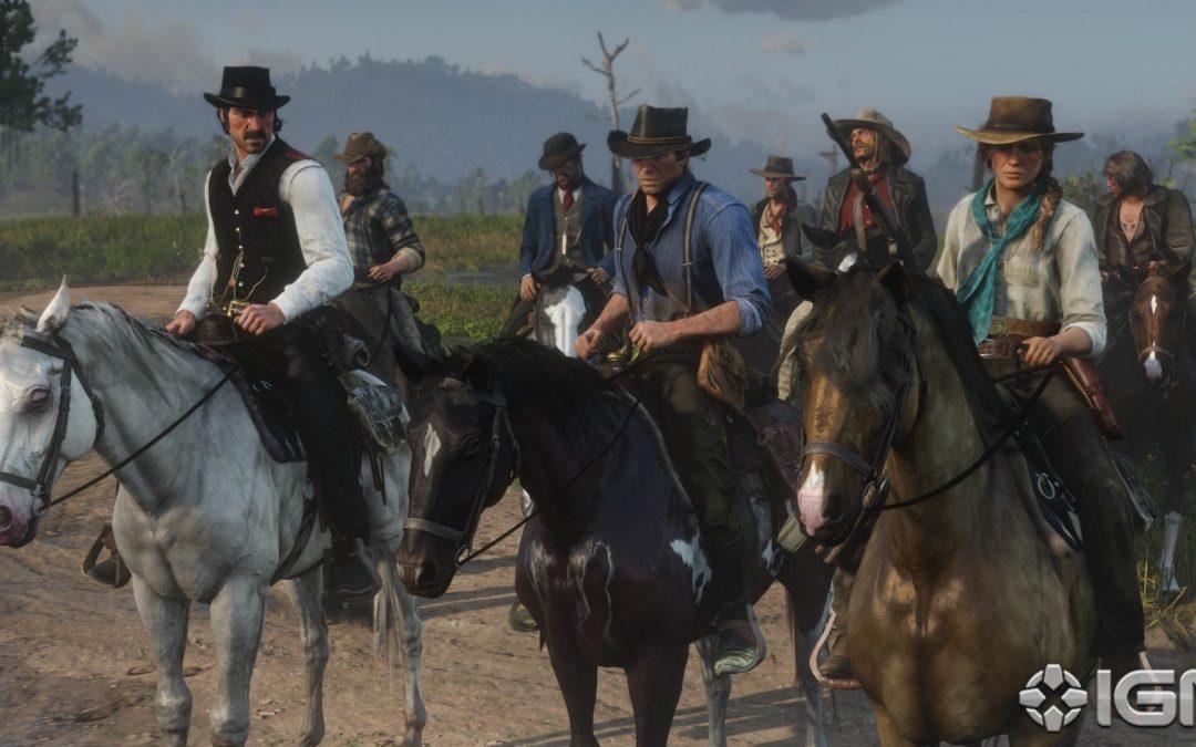 Detalles de jugabilidad e historia de Red Dead Redemption 2