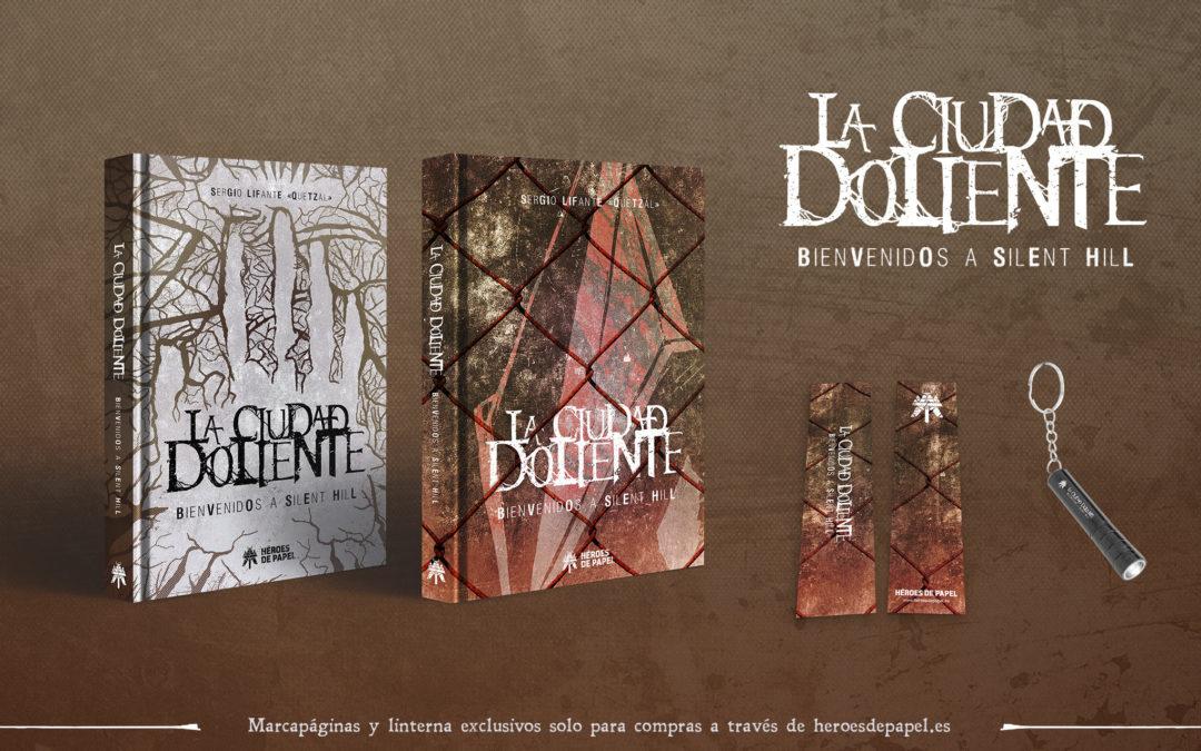 La ciudad doliente: Bienvenidos a Silent Hill, a la venta el 25 de mayo (narrativa)