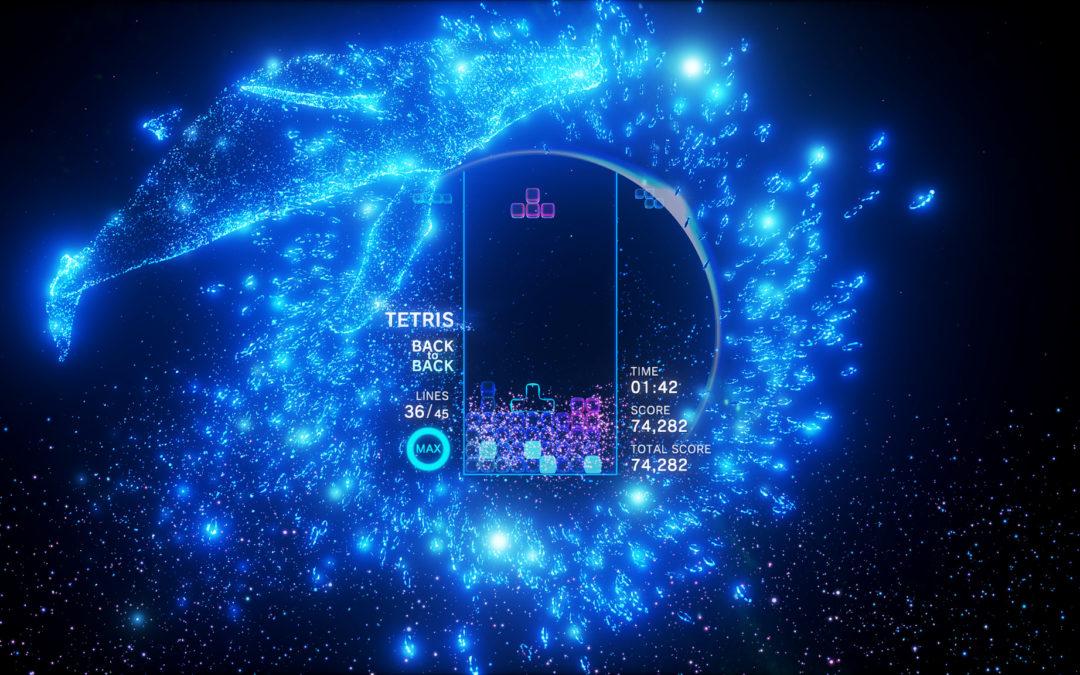 Anunciado Tetris Effect