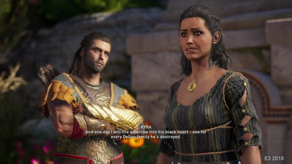 Imágenes filtradas de Assassin's Creed Odyssey