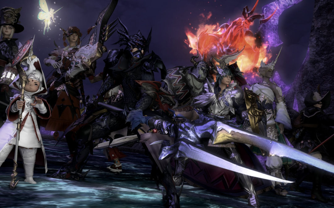Square Enix quiere lanzar Final Fantasy XIV en Xbox One y Nintendo Switch