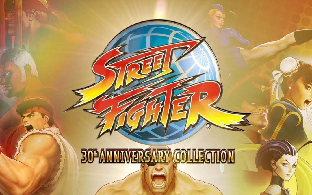 Documentales del 30 aniversario de Street Fighter
