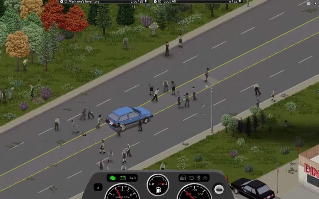 Project Zomboid: el apocalipsis zombi se motoriza