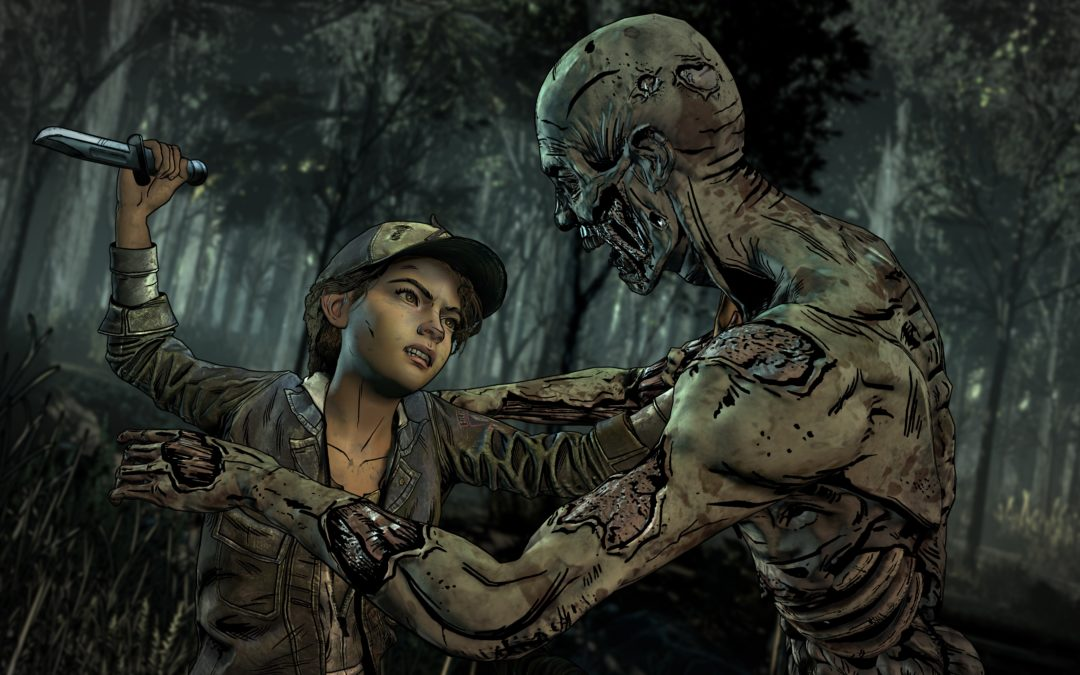 Clementine cierra su historia con The Walking Dead este agosto