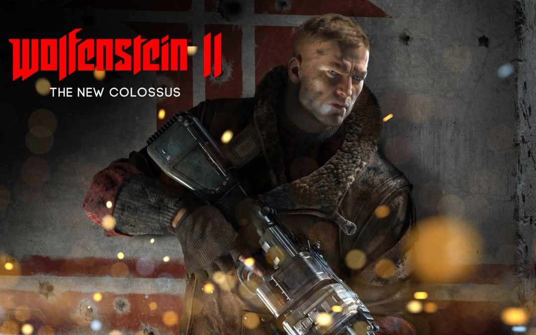 Análisis Wolfenstein II: The New Colossus (Nintendo Switch)
