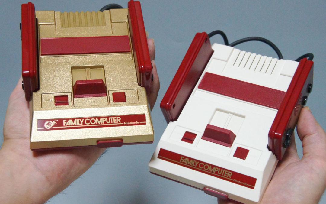 Unboxing de la Famicom Mini edición 50 aniversario Shonen Jump
