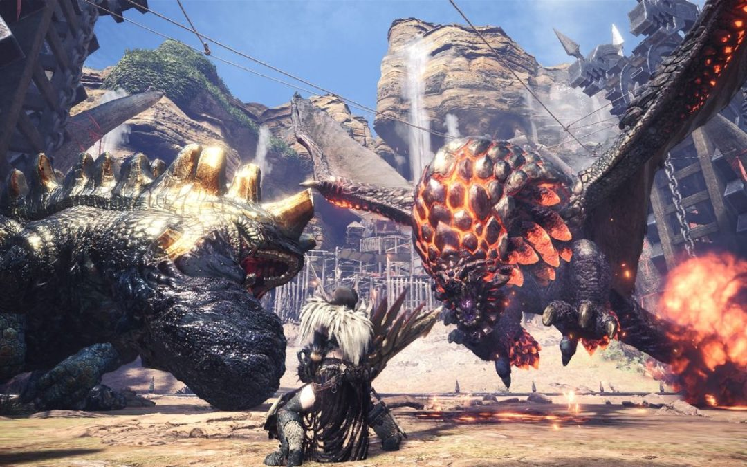 Monster Hunter: World a la venta el 9 de agosto en PC