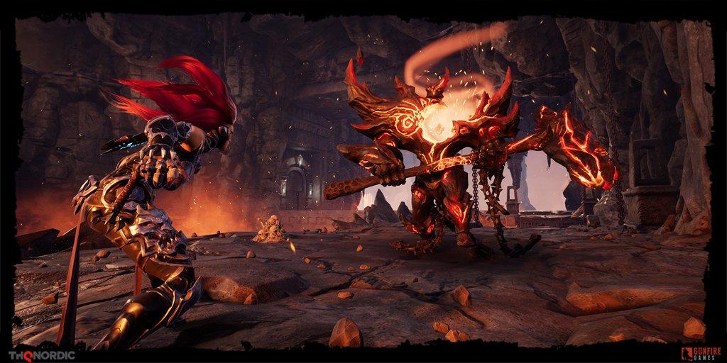Darksiders III a la venta el 27 de noviembre