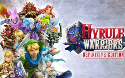 Análisis Hyrule Warriors: Definitive Edition