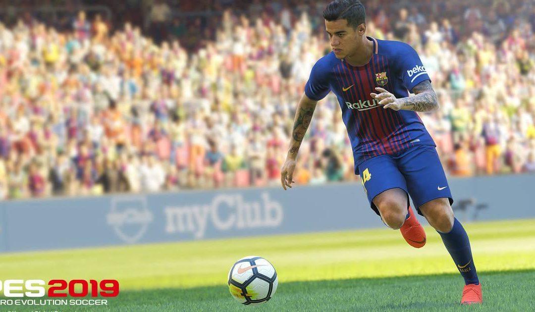 Confirmados los requisitos mínimos y recomendados de Pro Evolution Soccer 2019 para PC y una demo