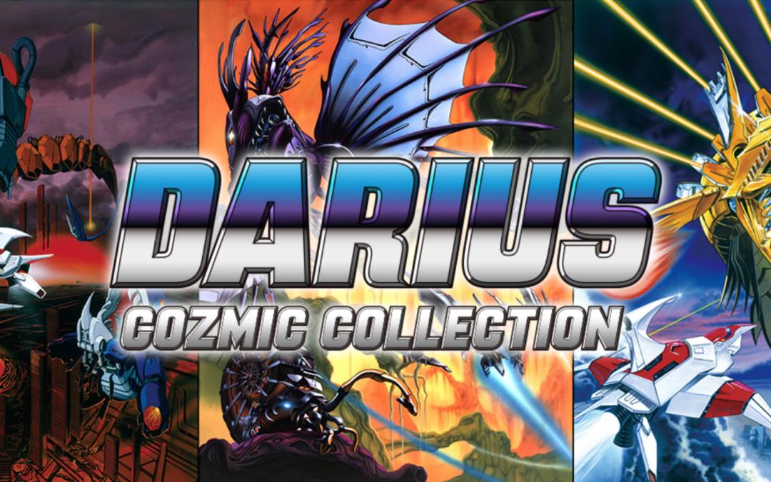 Anunciado Darius Cozmic Collection