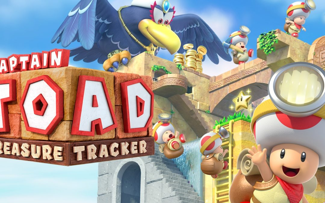 Análisis Captain Toad: Treasure Tracker (Nintendo Switch)