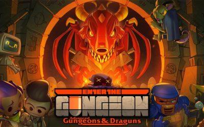 Enter the Gungeon: la llegada de su nueva expansión gratuita es inminente