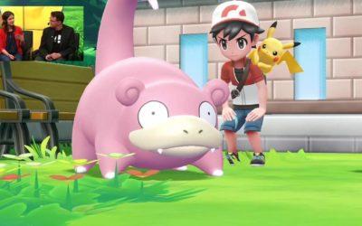 Pokémon: Let's Go Pikachu! y Let's Go Eevee!, tráiler y nuevos detalles