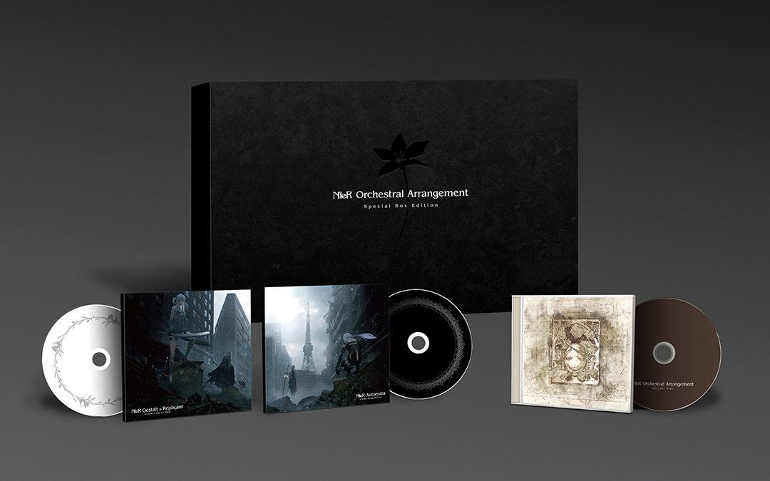 Anunciado NieR Orchestra Arrangement Album