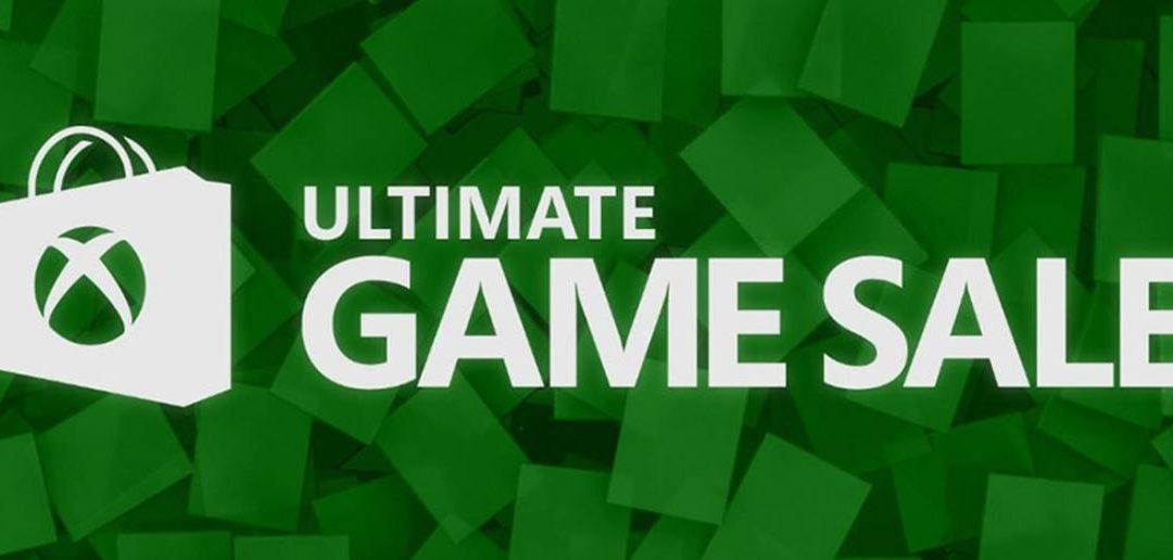 Se lanza el Ultimate Game Sale: descuentos en juegos, Gold o Game Pass