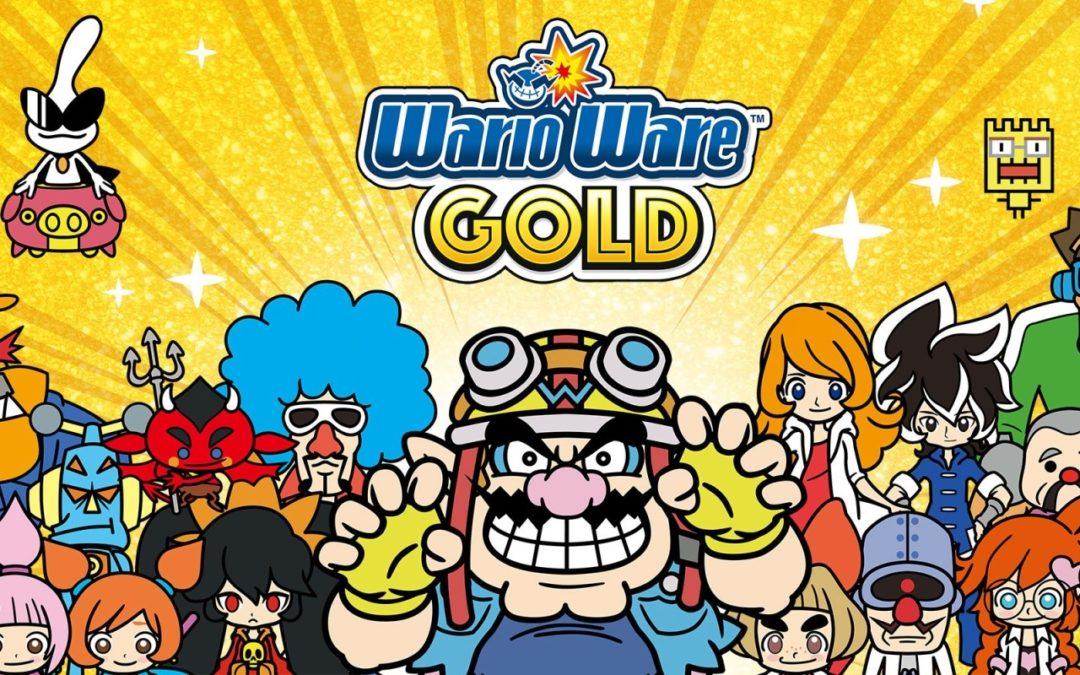 Análisis WarioWare Gold