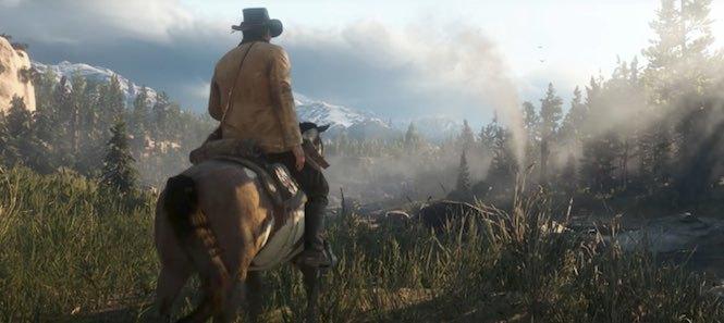 La filosofía de mundo abierto de Red Dead Redemption 2