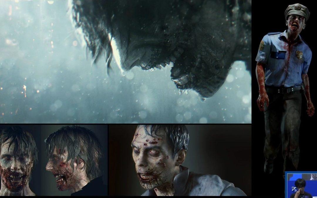 Resident Evil 2: sin realidad virtual y nuevo arte