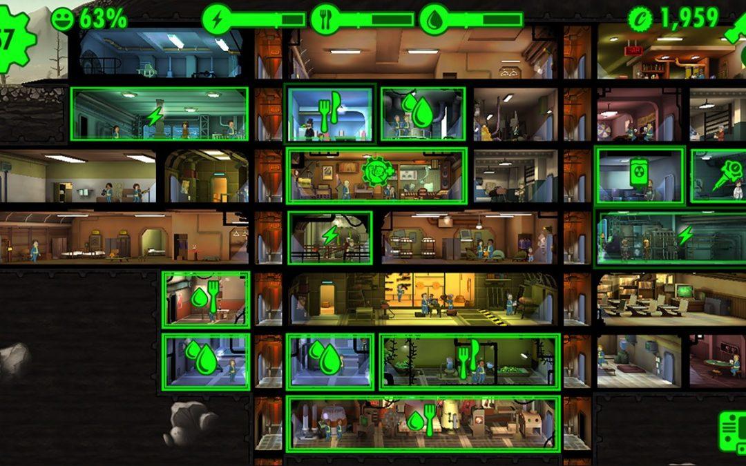 Fallout Shelter, otro éxito: las microtransacciones consiguen recaudar 93 millones de dólares