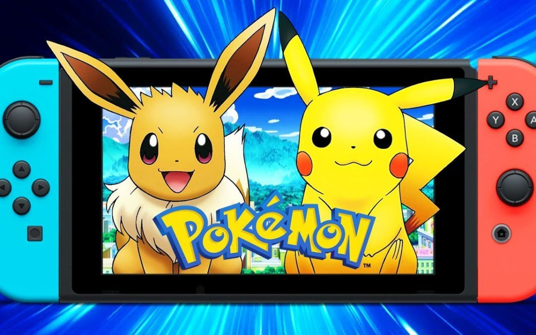 Pokémon RPG se va a finales de 2019