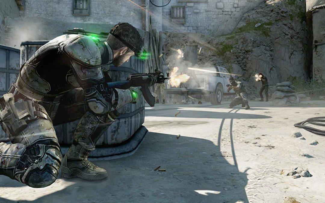 Splinter Cell: Double Agent y Blacklist ya son retrocompatibles con Xbox One