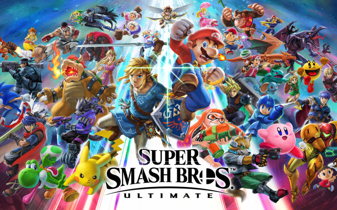 Super Smash Bros. Ultimate tendrá un Direct el 8 de agosto