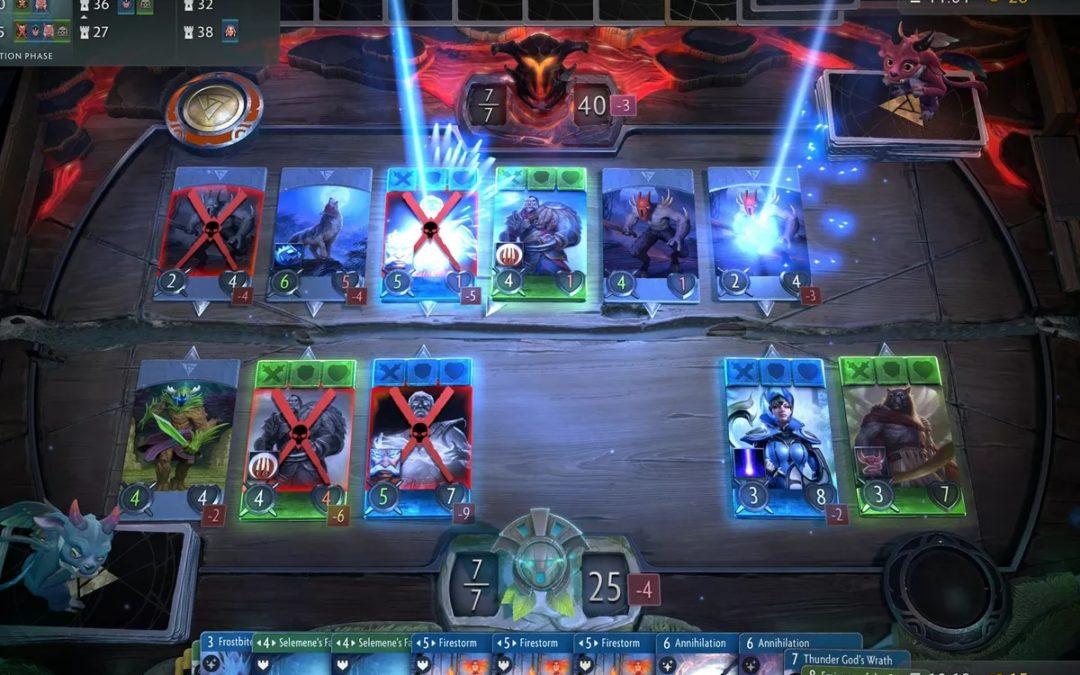 Artifact, el nuevo juego de Valve, llega en noviembre